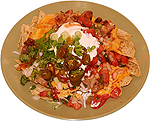 Nachos are a favorite New Mexican treat.